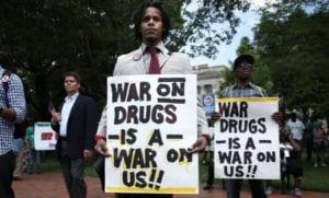 War on Drugs Is a War on Us