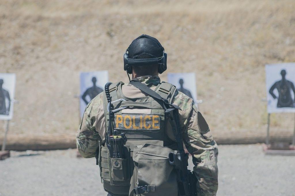 police california crime criminal cops